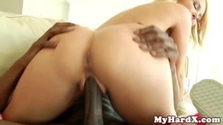 Aaliyah Love sucking before doggystyle