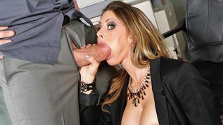 Rachel Roxxx & Billy Glide in Naughty Office