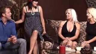 Mature Women With A Lucky Guy