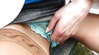 Playgirl needs a hard rod to tame her shaved slit