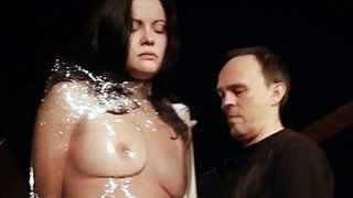 Dolly Diore exposed to bdsm