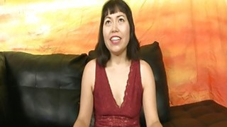 Unbelievable rough sex with asian woman
