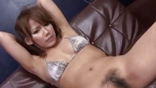 Amazing bondage with horny Japan model? Akiho Nishimura