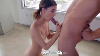 Kristen Scott loves cock and baseball
