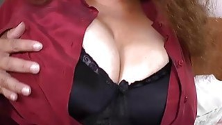 AgedLove Latina boy is fucking granny