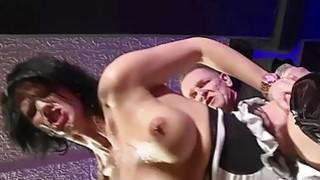 Dripping in cum