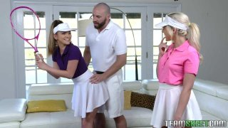 Stepsister Tennis Sex