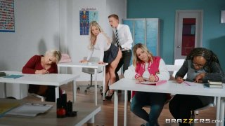 Teacher's Pet – Amber Jade