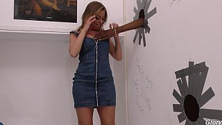 Britney Amber's second appearance