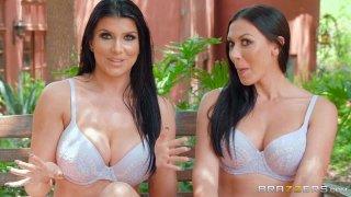 Day With A Pornstar: Romi And Rachel